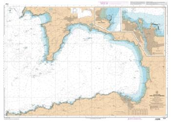 Baie de Douarnenez nautical chart by SHOM