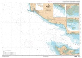 Des Sables d'Olonne A l'Ile de Re nautical chart by SHOM