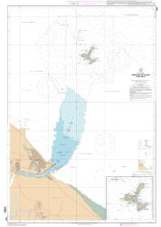 Approches de Kourou - Iles du Salut nautical chart by SHOM