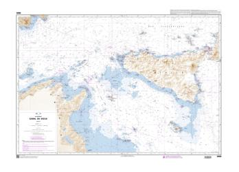 De Bandol au Cap Sicie, Rade du Brusc nautical chart by SHOM