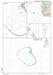 De la Passe Arikitamiro au Mouillage de Tearavero nautical chart by SHOM