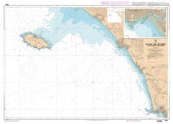De Saint-Jean-de-Monts aux Sables-d'Olonne nautical chart by SHOM