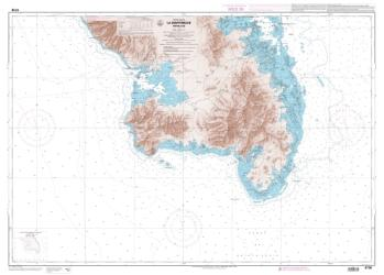La Martinique - Partie Sud nautical chart by SHOM