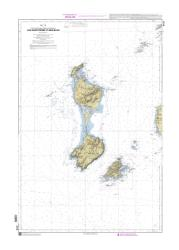 Iles Saint-Pierre et Miquelon nautical chart by SHOM