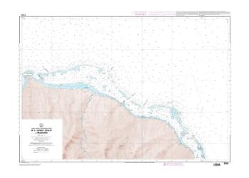 De la Pointe Venus a Mahaena nautical chart by SHOM