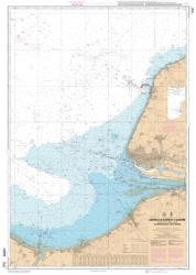 Abords du Havre et d'Antifer - Embouchure de la Seine de Ouistreham au Cap d'Antifer nautical chart by SHOM