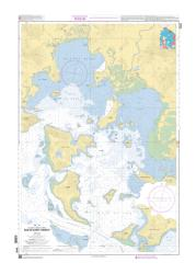 Baie de Saint-Vincent nautical chart by SHOM