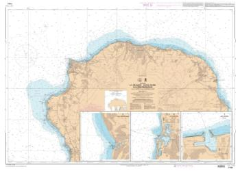 Port Reunion (Pointe des Galets) - Port Ouest nautical chart by SHOM