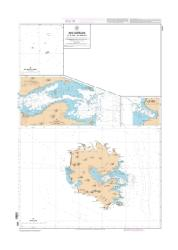 Ile de Rapa nautical chart by SHOM