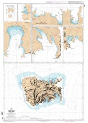 Baie de Taioa nautical chart by SHOM
