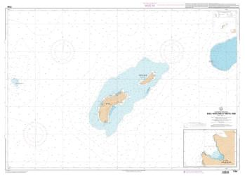 Eiao, Hatutaa et Motu One nautical chart by SHOM