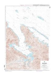 Baie de Canala nautical chart by SHOM