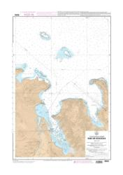 Baie de Kouaoua nautical chart by SHOM