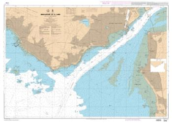 Embouchure de la Loire - Port de Salnt-Nazaire nautical chart by SHOM