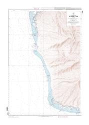 De Maraa a Faaa nautical chart by SHOM