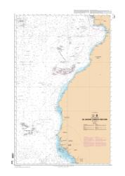 DeLisbonne (Lisboa) A Freetown nautical chart by SHOM