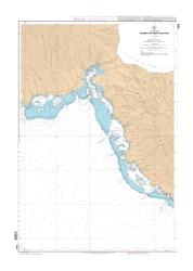 Abords de Port Phaeton nautical chart by SHOM
