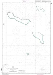 De Makemo a Marutea Nord nautical chart by SHOM