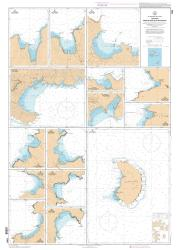 Baie Hanaiapa nautical chart by SHOM
