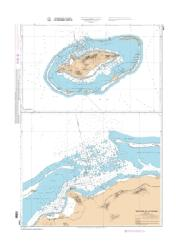 Ile Ralvavae (Vavltu) nautical chart by SHOM