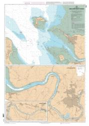 Embouchure de la Charente nautical chart by SHOM
