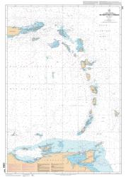 De Puerto Rico a Trinidad nautical chart by SHOM