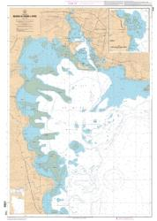 Les Saintes nautical chart by SHOM