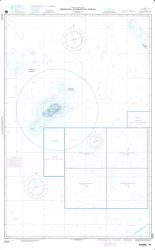NGA Nautical Chart (26030) by National Geospatial-Intelligence Agency