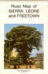 Sierra Leone & Freetown Travel Map by CLF Promotions