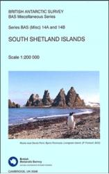 South Shetland Islands by British Antarctic Survey
