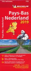 Netherlands (715) by Michelin Maps and Guides