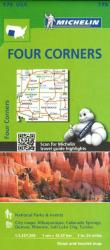 Four Corners (175) by Michelin Maps and Guides