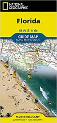 Florida GuideMap by National Geographic Maps