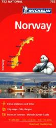 Norway (752) by Michelin Maps and Guides