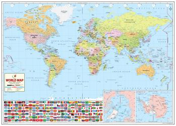 World's Best World Map by Maps of World