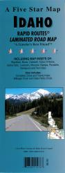Idaho Rapid Routes by Five Star Maps, Inc.