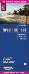 Brazil, Southern by Reise Know-How Verlag
