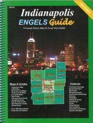 Indianapolis, Indiana Atlas by Engels Guide
