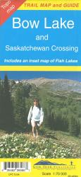 Bow Lake and Saskatchewan Crossing by Gem Trek