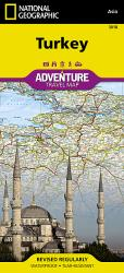 Turkey Adventure Map 3018 by National Geographic Maps