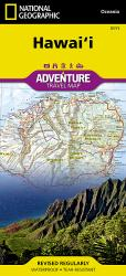 Hawaii Adventure Map 3111 by National Geographic Maps