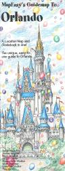 Orlando, Florida Guidemap by MapEasy, Inc.