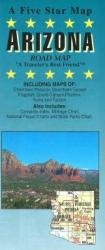 Arizona by Five Star Maps, Inc.