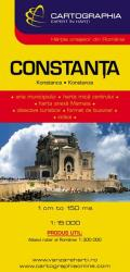 Constanta, Bulgaria by Cartographia