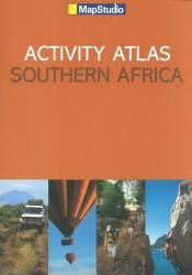 Southern Africa, Activity Atlas by Map Studio