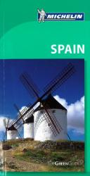 Spain, Green Guide by Michelin Maps and Guides