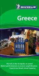 Greece, Green Guide by Michelin Maps and Guides