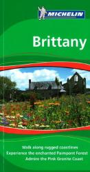 Brittany, France, Green Guide by Michelin Maps and Guides