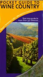 Napa and Sonoma, Pocket Guide to Wine Country by Great Pacific Recreation & Travel Maps