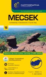 Mecsek, Hungary by Cartographia